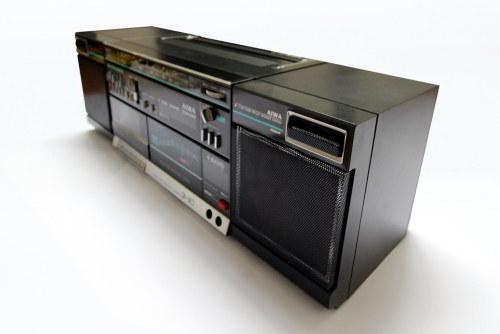 Aiwa CA 80 Boom box