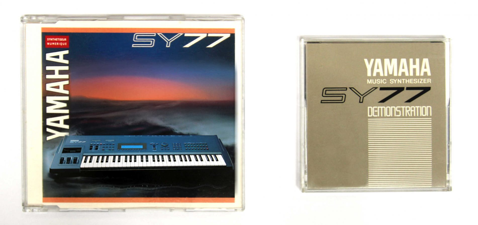 Yamaha SY77 music Synthesizer (1989) | Wolf Review